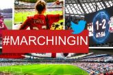 #MarchingIn To Win A Prize