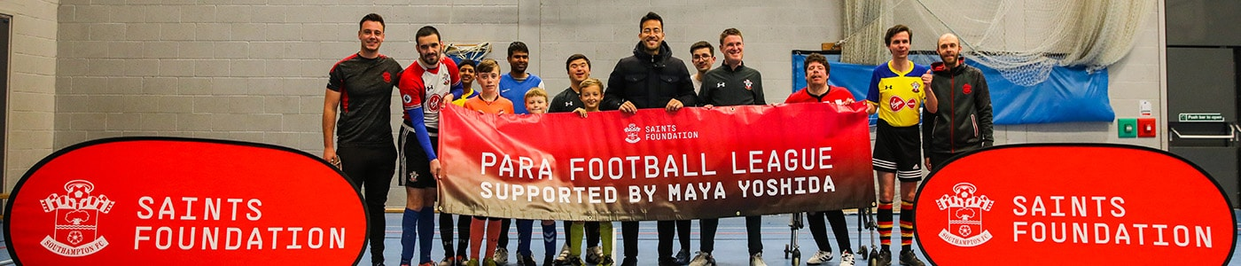 Saints Para Football League